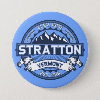 Stratton Blue 7.5 Cm Round Badge