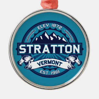 Stratton Ice Christmas Ornament
