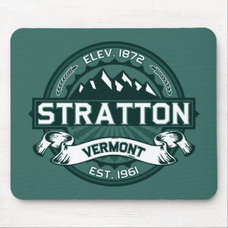 "Stratton ""Vermont Green"" Mouse Pad"