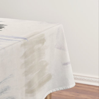 Stratum Abstract Tablecloth