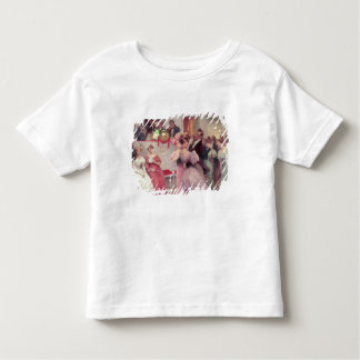 Strauss and Lanner - The Ball, 1906 Toddler T-Shirt