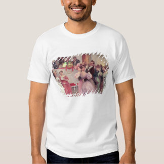 Strauss and Lanner - The Ball, 1906 Tshirts