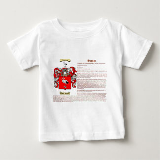 strauss (meaning) baby T-Shirt