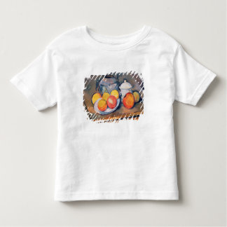 Straw-covered vase toddler T-Shirt