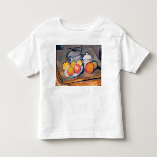 Straw-covered vase toddler T-Shirt
