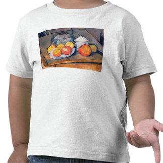 Straw-covered vase t-shirt