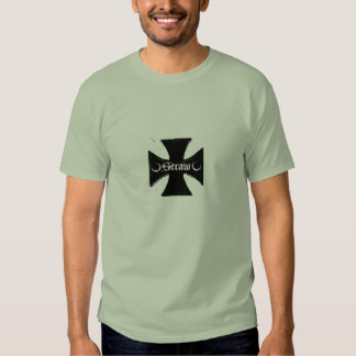 Straw: Logo Mimetic Shirt