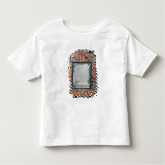 Straw-work mirror frame, 1670-80 toddler T-Shirt