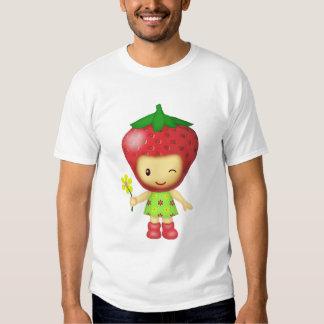 Strawbelicios Tee Shirts