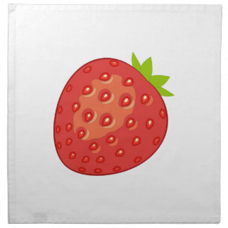Strawberries Cloth Napkins