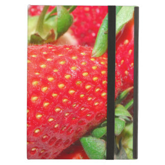 Strawberries in a Bowl Cover For iPad Air