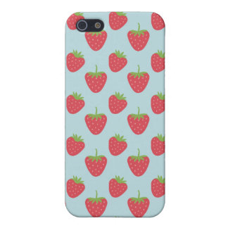 Strawberries iPhone4 Case Cover For iPhone 5/5S