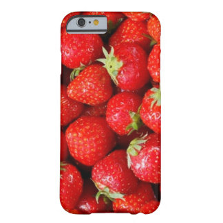 Strawberries iPhone 6/6s Barely There iPhone 6 Case