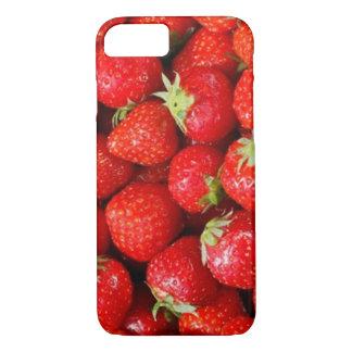 Strawberries iPhone 8/7 Case