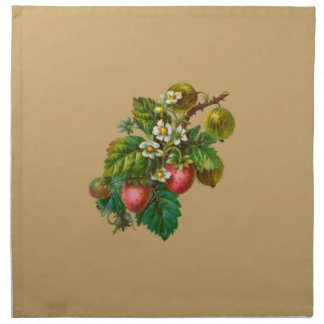 Strawberries Napkin