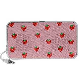 Strawberries Pink Speaker System
