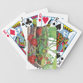 Strawberries Playing Cards
