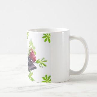 Strawberries Schoko woodruff still life Mug