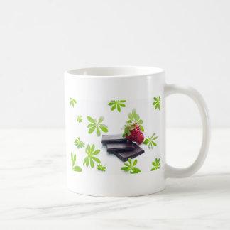 Strawberries Schoko woodruff still life Mugs
