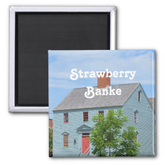 Strawberry Banke Refrigerator Magnets