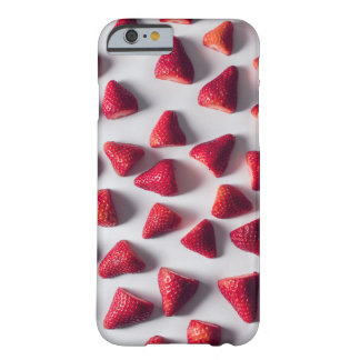 Strawberry Barely There iPhone 6 Case