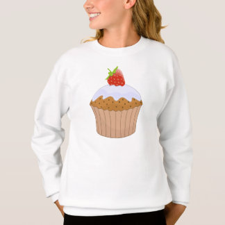 Strawberry Bun Sweatshirt
