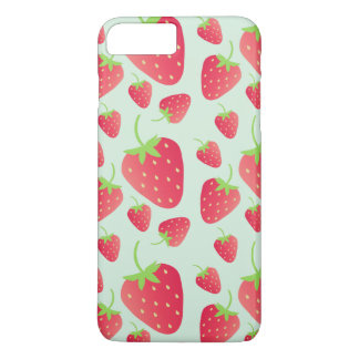 Strawberry Bunches iPhone 7 Plus Case