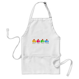 Strawberry Buns Standard Apron