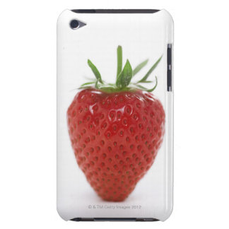 Strawberry, close-up barely there iPod cases
