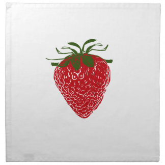 Strawberry: Cloth Napkin