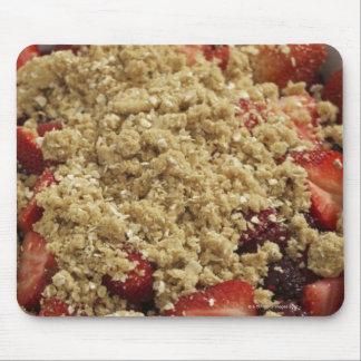 Strawberry cobbler mouse mat