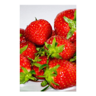 Strawberry Collection Stationery