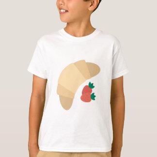 Strawberry Croissant T-Shirt