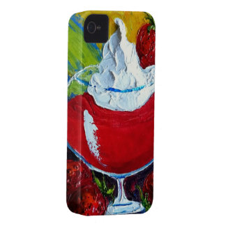 Strawberry Daiquiri iPhone Case 4