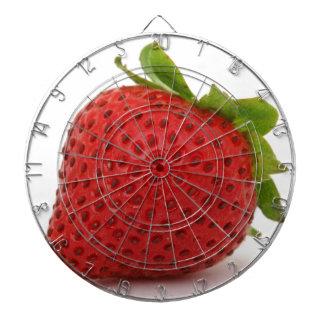 Strawberry Dartboard