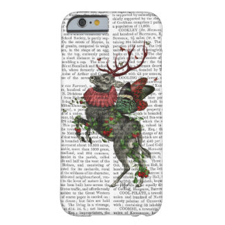 Strawberry Deer Barely There iPhone 6 Case