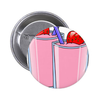 Strawberry Delight Buttons
