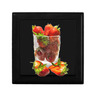 Strawberry Dessert Gift Box