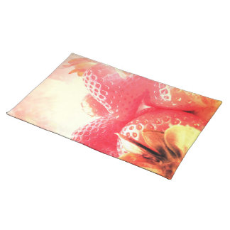Strawberry Dream Placemats