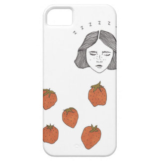Strawberry Dreams iPhone 5/5s Case