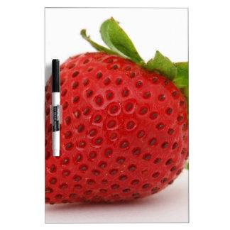 Strawberry Dry Erase Board