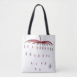 Strawberry Eyes - DesignThinking Tote Bag