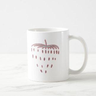 Strawberry eyes? coffee mugs