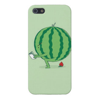 Strawberry Factory iPhone 5/5S Case