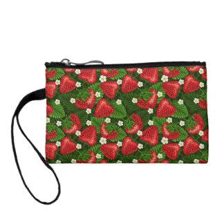strawberry field coin purse