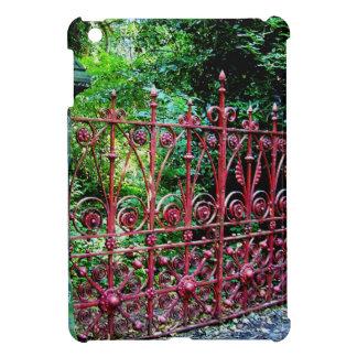 Strawberry Field Gates, Liverpool UK iPad Mini Covers
