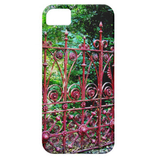 Strawberry Field Gates, Liverpool UK iPhone 5 Cover