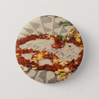 Strawberry Fields Button