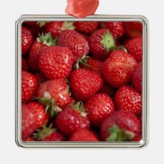 Strawberry Fields Christmas Ornament