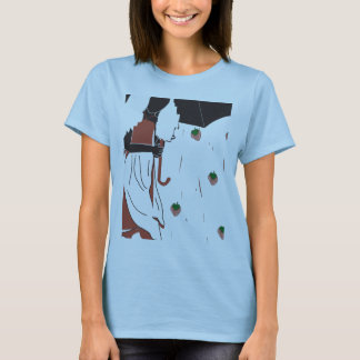 Strawberry Fields Feet.ai T-Shirt